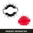 Pageset Grunge tag