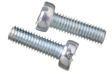 Screws zinc covered