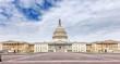 US Capitol panoramic view