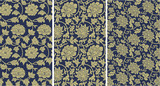 Antique Chinese floral seamless patterns