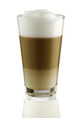 Lattemachiato Capucino