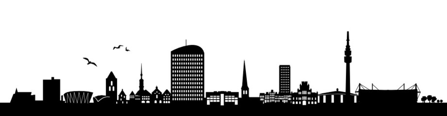 Dortmunder Skyline
