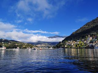 Como Lake, Lombardy, Italy