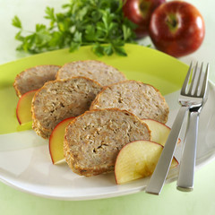 meatloaf with apple