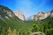Parc National du Yosemite, USA