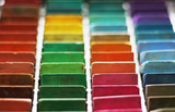 Color chalk pastels