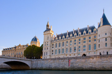 La Conciergerie, Paris, France