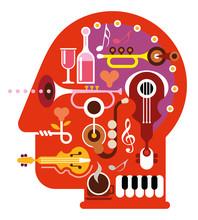 Música cabeza