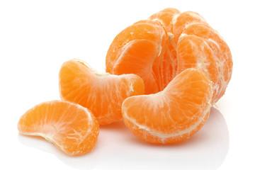 Peeled Tangerine