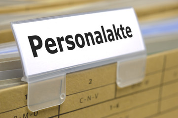 Personal Personalakte