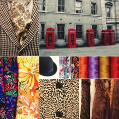 vintage london fashion