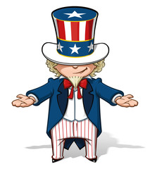 Uncle Sam Showing