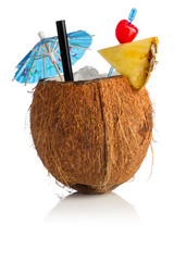 coconut cocktail I