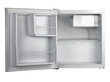 refrigerator with open door isolated (clipping path )