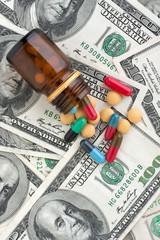Pills and American dollars