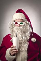 3D Santa Claus
