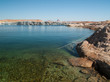 Eau transparente du Lac Powell