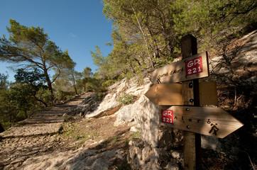 Mallorca -pedestrian walkways