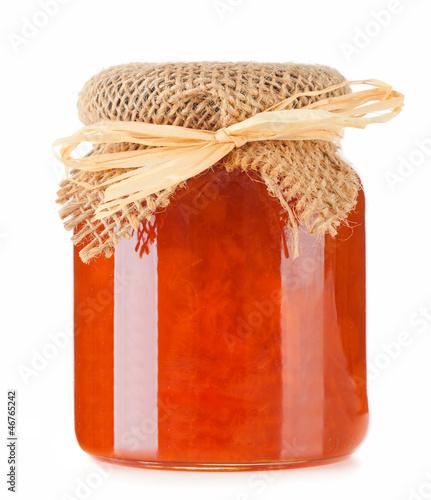 Pot of jam