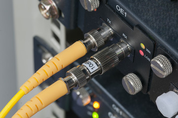 dutry fiber optic network server