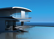 Modern Luxury Loft / Beach Villa by the sea