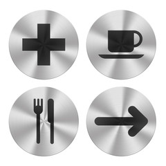 Services group icons