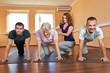 Rehasport im Fitnesscenter