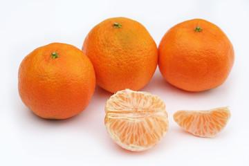 mandarini_ sfondo bianco