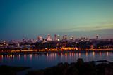 panorama warszawy - 46776480