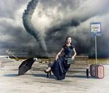 Fototapeta piękny - uroda - Podróż / Wycieczka