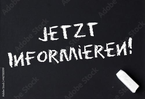 Jettz informieren