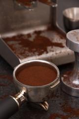Espresso bayont & grinder