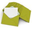 Correspondence in green
