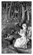 Постер, плакат: Scene : Fairy Tale Conte de F
