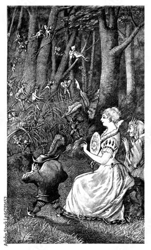 Scene : Fairy Tale - Conte de Fées - Märchen