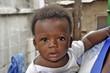 Afrikanisches Baby