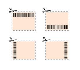 Cut coupons