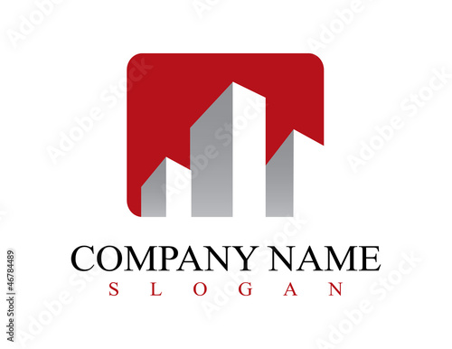 Industrial Real Estate on Real Estate Commercial Logo By Javy  Royalty Free Vectors  46784489 On