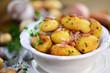 Bratkartoffeln mit Dörrfleisch