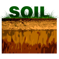 structure of soil