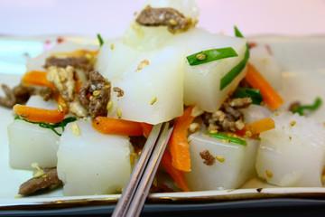 Jelly Korean Food