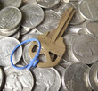House Keys and Coins
