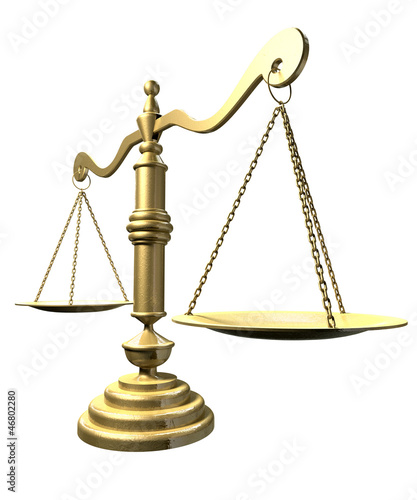Scales Of Justice Perspective