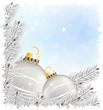 Sparkling Christmas decorations