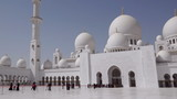 Sheikh Zayed mosque Abu Dhabi Pan