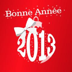 Bonnne année