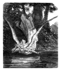 Romantic Angel - Flying