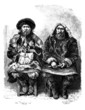Traditional Siberian Men