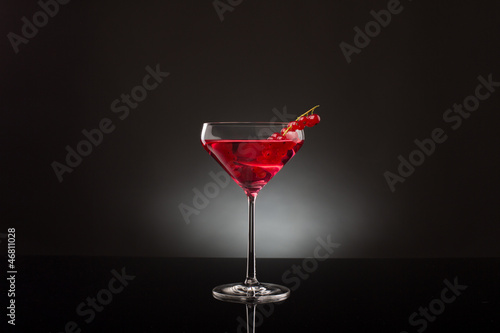 Cocktail Mix mit Beeren
