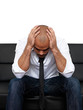 Businessman Burnout